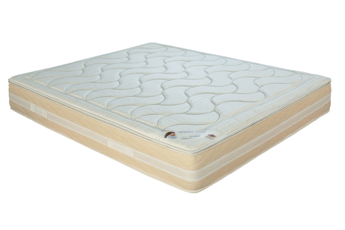 materasso memory waterfoam