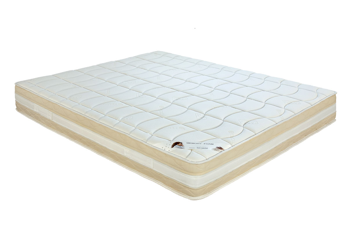 Memory Lattice Materassi.Materasso Bilatex Memory 2 0 In Lattice Memory E Waterfoam